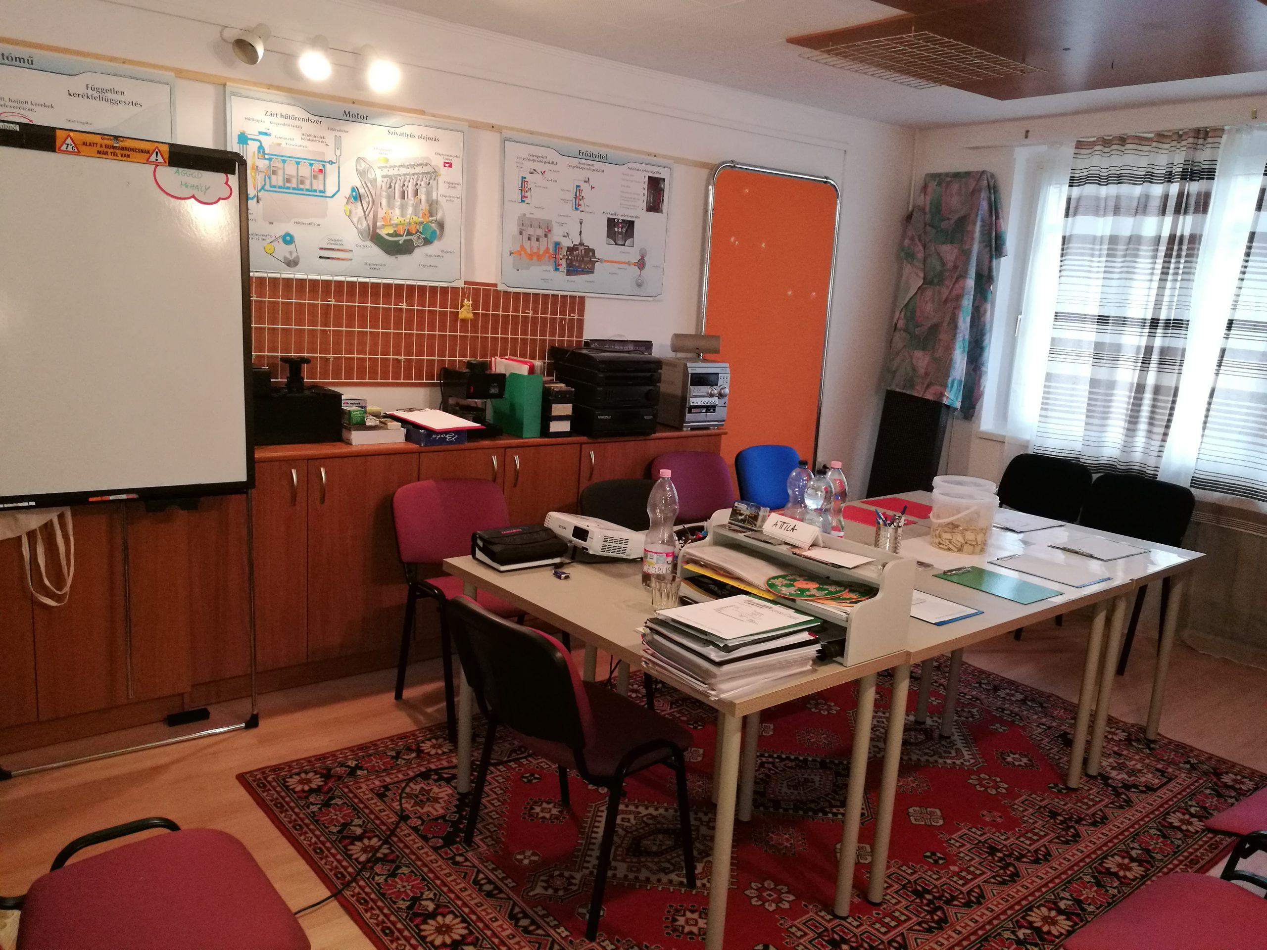 Aggod Oktatási Központ – GKI oktatás