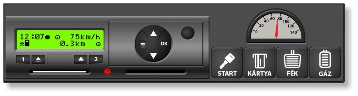 Online tachográf szimulátor – a hiányzó lépcsőfok!